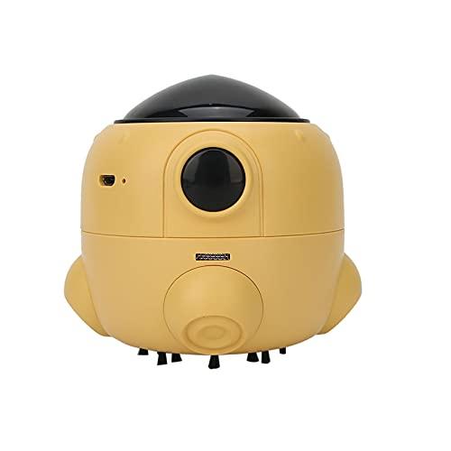 Aspiradora, con absorción de polvo de uñas ABS 720mAh colector de polvo succión