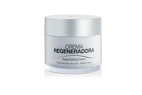 Verdaloe - Crema Facial Regeneradora con Aloe Vera - 200 ml - Cicatrizante y Nutritiva - Para todo tipo de Pieles - Fabricado en España - Plantaciones Ecológicas - Cosmética Natural