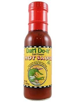 Dat l Do It Pepper Sauce 10oz  Pack of 3