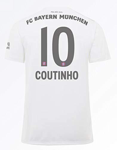 FCB Trikot Kinder 2019-2020 Away BL - Coutinho 10 (176)
