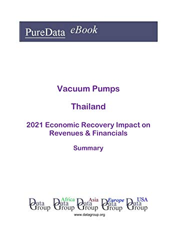 Vacuum Pumps Thailand Summary: 2021 Economic Recovery Impact on Revenues & Financials (English Edition)