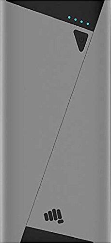 Micromax 10400 mAh Power Bank (Grey)