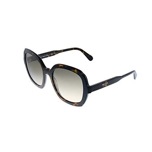 0PR 16US Gafas de sol, Havana/Black, 54 para Mujer