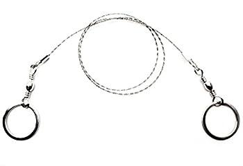 OutdoorSaxx Outdoor Saxx® - Scie de poche d'urgence - Scie à métaux - 73 cm - Pliable pour poche de pantalon