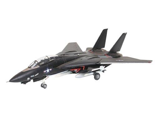 Revell-Revell-F-14A Black Tomcat, Kit de Modelo, Escala 1:144 (4029) (04029)