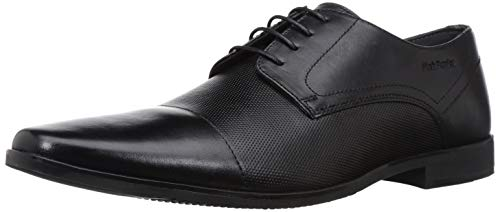 Hush Puppies Men's Tampa New Derby Black Formal Shoes - 7 UK...