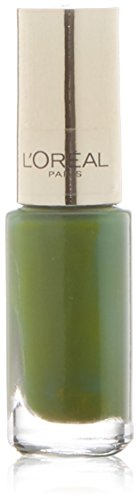 L'Oréal Paris Color Riche Smalto Brillante Green Couture 612, Verde