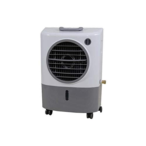 Hessaire MC18M Evaporative Cooler, Gray
