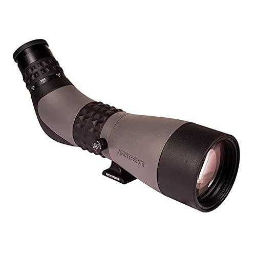 NightForce TS-80 SP102 Hi-Def 20-60x80mm High Definition Waterproof Multi-Coated Lens Angled Spotting Scope