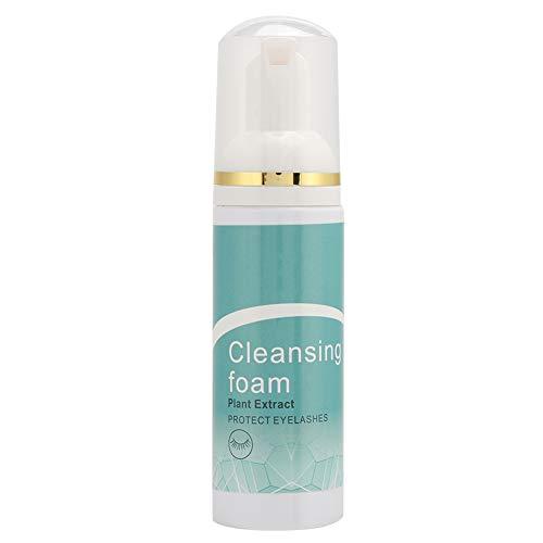 Borlai Wimper Foam Cleaner, Lash Foaming Wash Cleaner om Make-up Residue en Mascara te verwijderen