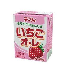 南日本酪農協同『デーリィ いちごオ・レ』