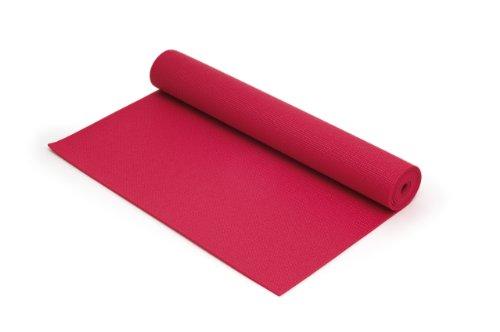 SISSEL Gymnastikmatte, rot, 34154