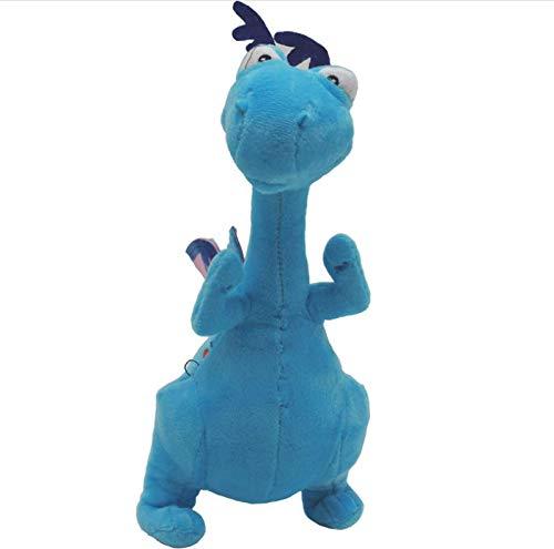 N/O Doc McStuffins Klinik Plüschtierpuppe Mcstuffin Lambie Schaf Hallie Der Hippo Drache Plüsch Kuscheltiere Spielzeug Für Kinder 34Cm