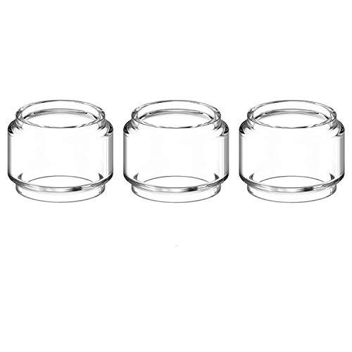 Original Smok Bulb Pyrex Glass Tube #9 3 piezas adecuadas para el TFV16 Tank Sin nicotina sin aceite de humo (Bulb Pyrex Glass Tube #9)