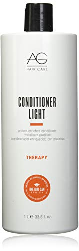AG Hair Protein-Enriched Conditioner Light, 33.8 Fl Oz