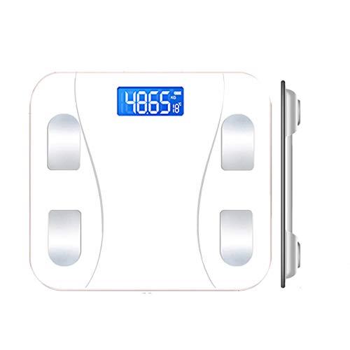 Ai-lir diseño de Moda Bluetooth Baño BMI Que Pesa la Escala de Grasa Corporal Digital Inteligente inalámbrico