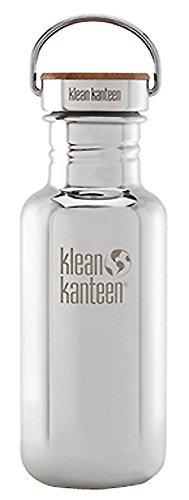 Klean Kanteen Reflect Trinkflasche, Mirrored Stainless, 0