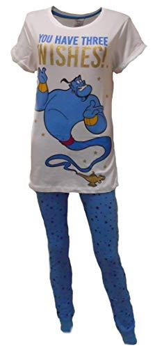 Disney Aladdin Three Wishes Pijama para mujer