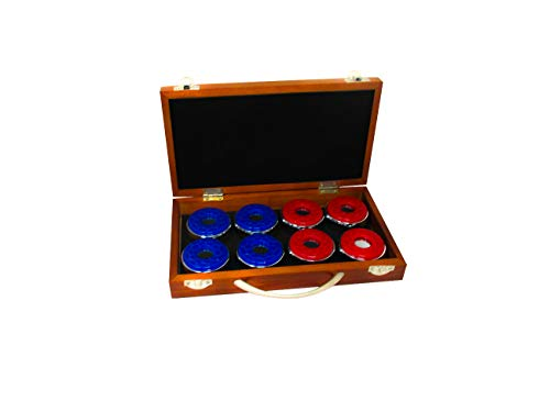 Great Features Of Trademark Innovations Shuffleboard Game Table Puck Set