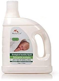 Detergente de ropa hipoalergénico y biodegradable para bebés y niños - 2Litros