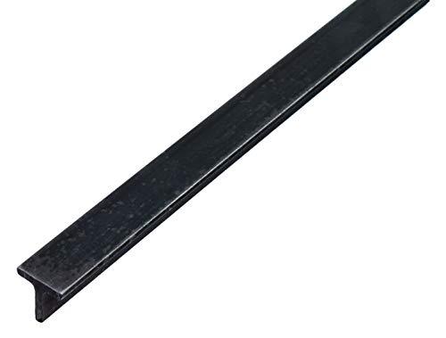 GAH-Alberts 432836 T-Profil - Stahl, 1000 x 20 x 20 mm