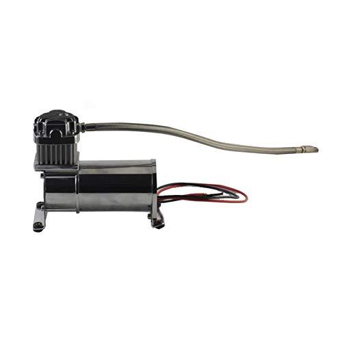 Das elektromagnetische Ventil Neue Universal DC 12V / 24V 180psi modifizierte Auto Air Suspension Kompressor Luftpumpe 130W Industriebedarf