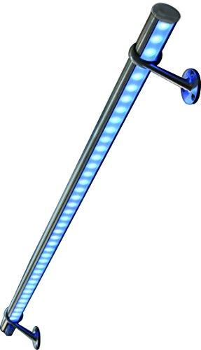 TREBA / FREWA Handlauf Alu mit LED-Beleuchtung, 1 Stück, LR1 130.12.0001