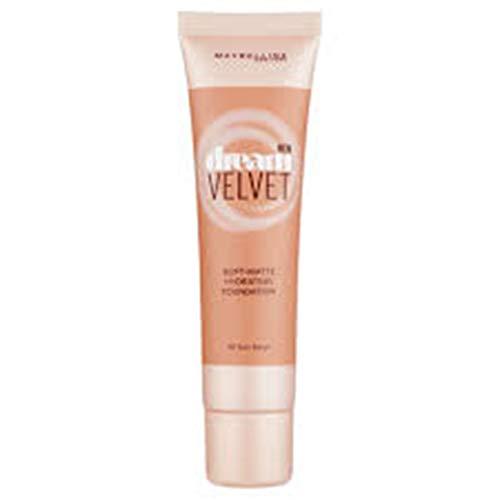 Maybelline Dream Velvet Soft Matte Hydrating Gel-Whipped Foundation-48 Sun Beige
