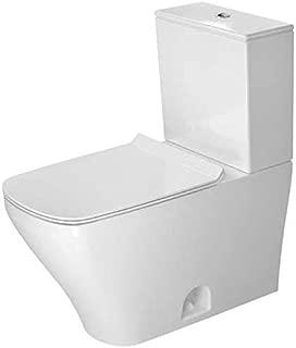 Duravit 2160010000 Durastyle One-Piece Toilet Bowl with 12