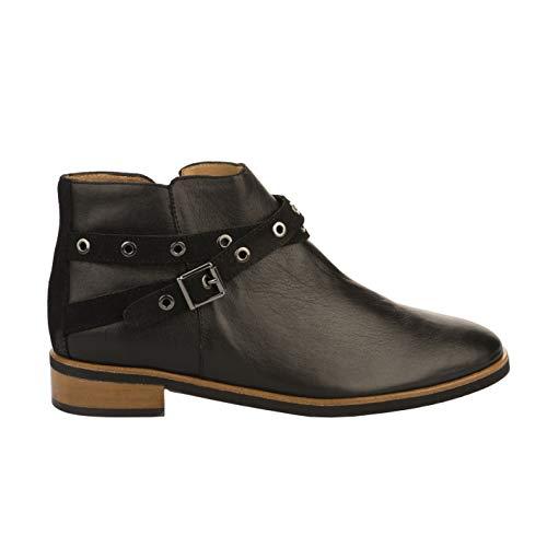 Karston Web Boots Femme Noir - 38