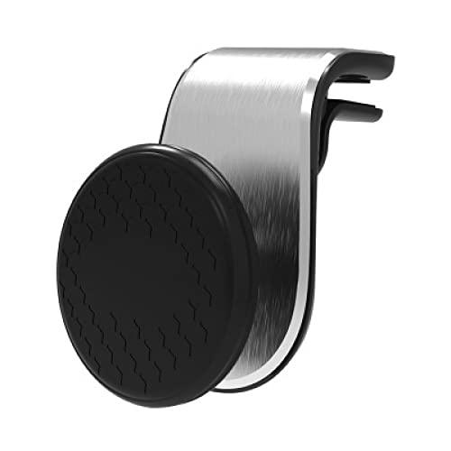 Supporto Smartphone Auto Magnetico, per Alfa Romeo.Porta Cellulare da Auto Ventilazione Universale Magneti Protezione Anticaduta Telefono Compatibile con iPhone
