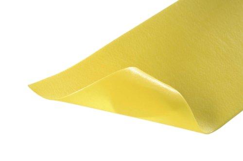 Stockmar Wachsfolien - Einzelfarben - 12 Folien 200x100x0,9 mm, Zitronengelb