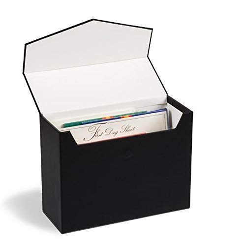 Archivbox LOGIK Mini A 5: Archivbox LOGIK Mini A 5, schwarz