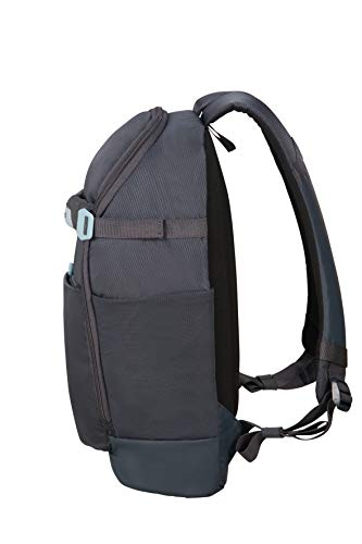 Samsonite Hexa-Packs - Laptop Backpack Small - Day Rucksack, 43 cm, 16 Liter, Shadow Blue