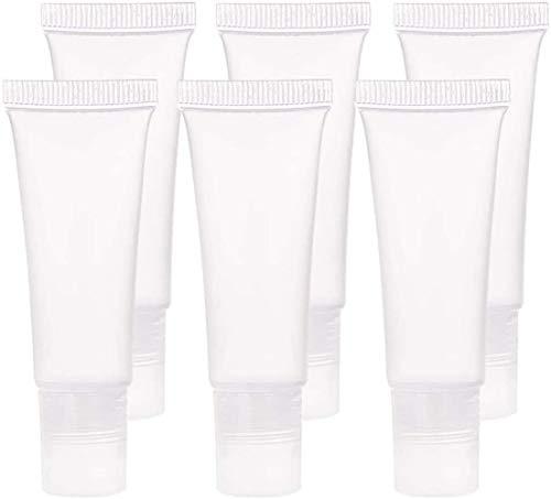 Lot de 50 tubes vides rechargeables pour gloss à lèvres 10 ml