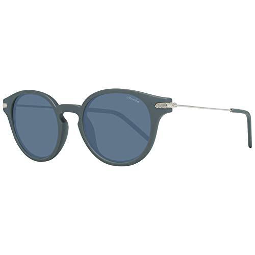 Polaroid PLD 1026/S C3 Vee 48 Gafas de Sol, Gris Gold/Grey Pz, Hombre