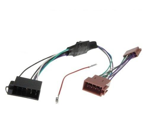Aktiv System Auto Radio Adapter Aktiv Lautsprecher ISO Kabel bis 98