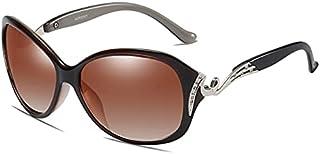 Women's Sunglasses - Women Sunglasses Polarized Fashion Brand Glasses Vintage Women Sunglasses Designer Anti-glare UV400 E...