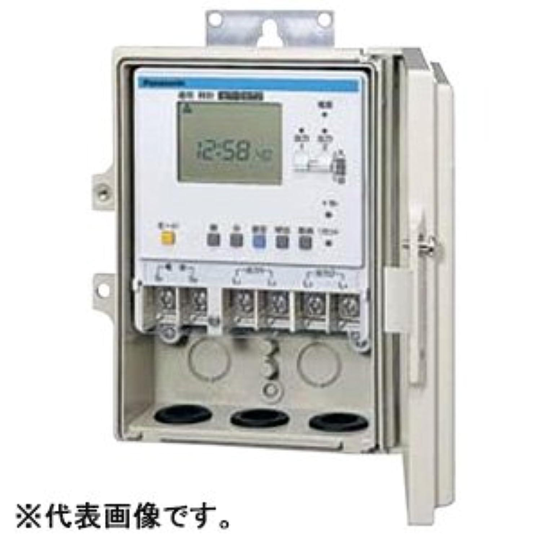 パナソニック 24時間式タイムスイッチ ボックス型 防雨型 電子式 高容量30A仕様 2回路型 TB461201