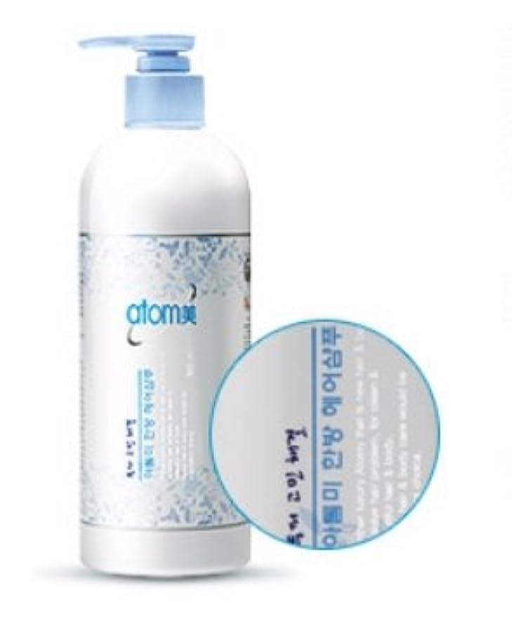 異常処方するシルクATOMY atom美 アトミ 植物性シャンプ Atom美 アトミ 稙物性シャンプー 500ml
