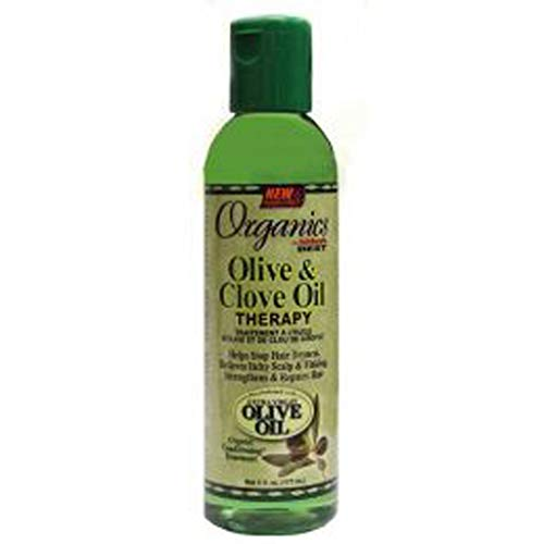 Afrikas Best Organics Olijf- en Kruidnagelolie Therapie 175 ml
