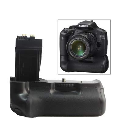 DACHENGJIN Grip for batería de Accesorios for Canon EOS 550D con Dos...