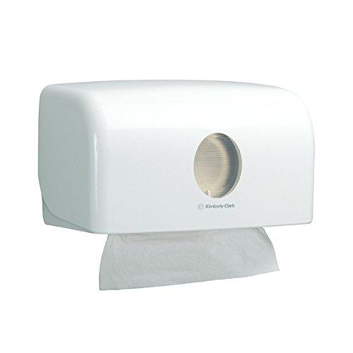 Aquarius Handtuchspender Kunststoff Standard klein weiß