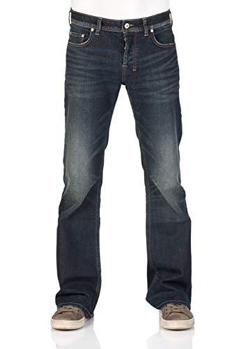 LTB Herren Jeans Tinman - Bootcut - Murton Wash, Größe:W 34 L 34