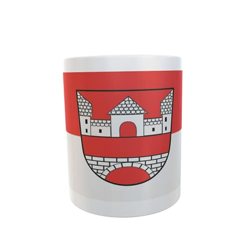 U24 Tasse Kaffeebecher Mug Cup Flagge Bersenbrück