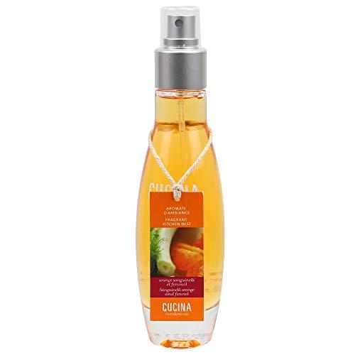 Fruits and Passion s Cucina Fragrant Kitchen Spray Sanguinelli Orange & Fennel 3.3 fl oz