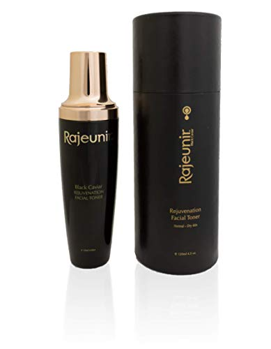 Rajeunir Black Caviar Rejuvenation Facial Toner Cleanse and Tone For a Flawless Complexion
