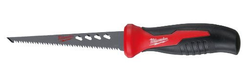 Milwaukee 48-22-0304 6 Inch Drywall and Plaster Rasping Jab Saw w/ Rubber Handle