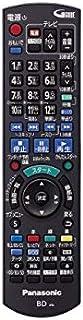 Panasonic ブルーレイディスクレコーダー用リモコン N2QAYB000918