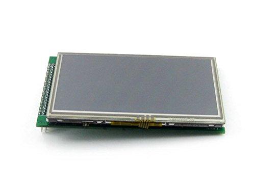 @ Wendi 10,9cm TFT 480x 272multicolor Graphic LCD (a), retroilluminazione LED, 480x 272pixel, pin RGB, XPT2046chip per SCM LCD